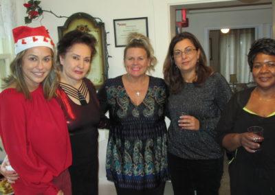 Residences Persaud Christmas Party